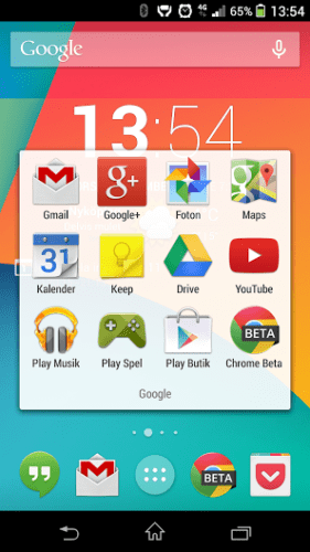 Download Android 4.4 KitKat Google Search 3.1.8 app
