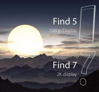 Confirmed OPPO Find 7 will pack a 2K display