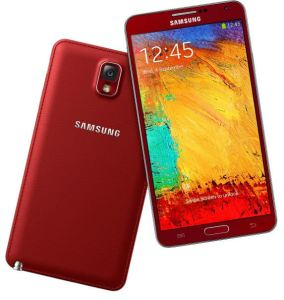 Galaxy Note 3 Merlot Red Available In Korea