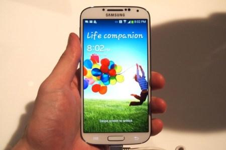 Android 4.3 on NTT DoCoMo Galaxy S4 (SC-04E)