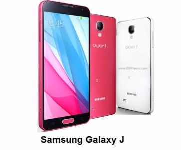 Samsung J Is Now Official In Taiwan