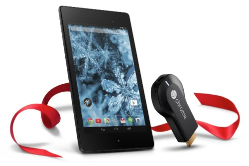 Buy a Nexus 7 2013 and you'll have Chromecast free
