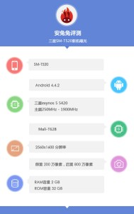 Galaxy Tab Pro 10.1 Specs and Features