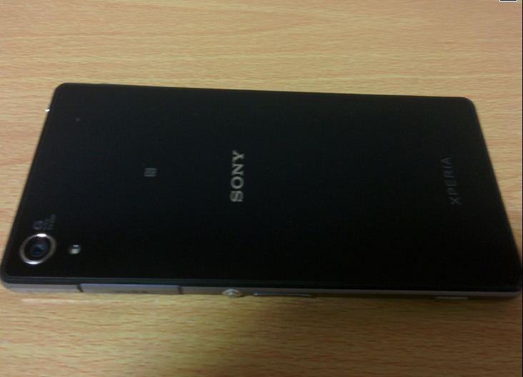 Refreshed Sony Xperia Z1 3