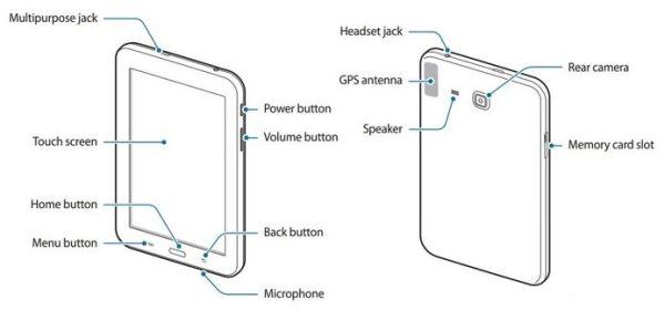 Samsung Galaxy Tab 3 Lite (SM-T110) Confirmed in Poland