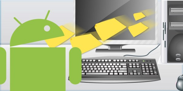 Download Files on your Android Device using a Computer
