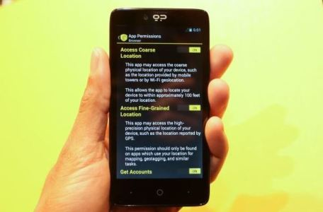 Get More Security with Geeksphone`s Blackphone at $629