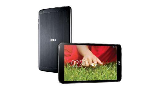 Verizon LG G Pad 8.3 on March 6