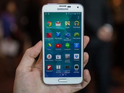 MWC: Samsung Galaxy S5 Officially Launched