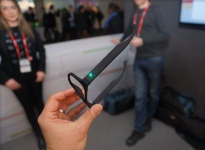 MWC: Weon Glasses Blinks on Mobile Notifications