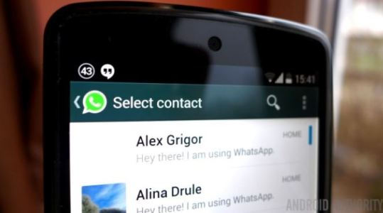 A Look inside the WhatsApp Messaging Platform