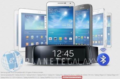 Samsung Accidently Confirms the existence of an Upcoming Galaxy Tab 4