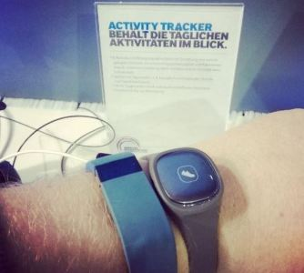 Samsung`s Activity Tracker Launched in Germany at €80