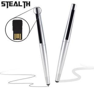 Stealth Stylus Memory Pen