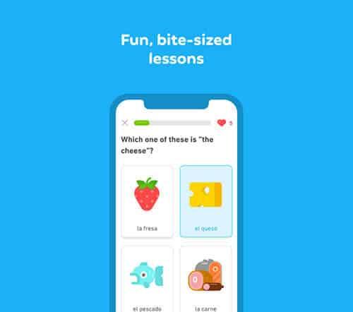 Duolingo-Plus-Mod-APK-simplify-language-learning-through-Puzzles