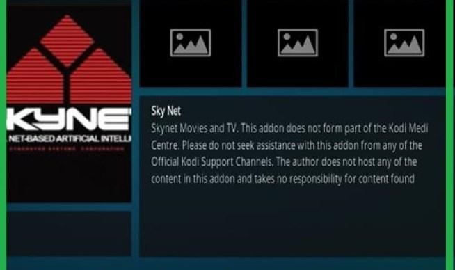 Best Kodi Addons 2020 list no 12 Skynet
