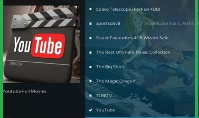 Best Kodi Addons 2020 list no 11 YouTube