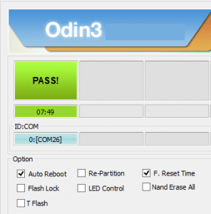 Odin-PASS-Message