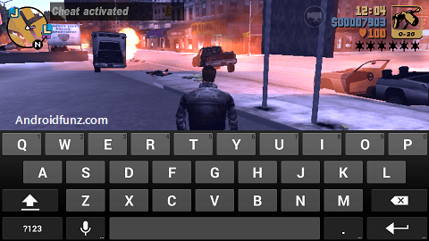 Gta san andreas cheat button android apk