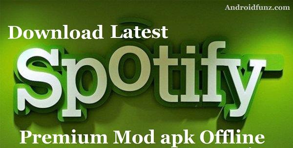 spotify mod offline mode apk