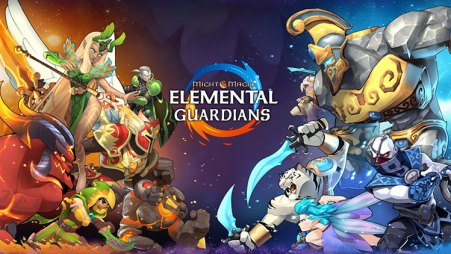 Might & Magic: Elemental Guardians - gry na Androida