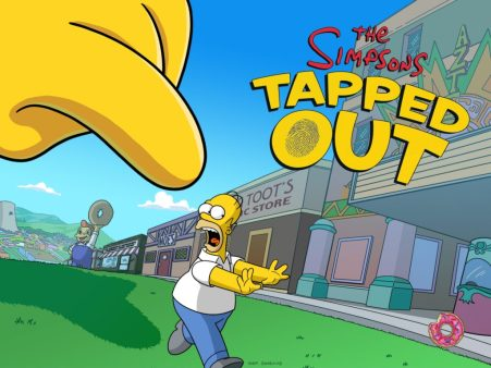 The Simpsons: Tapped Out - Android