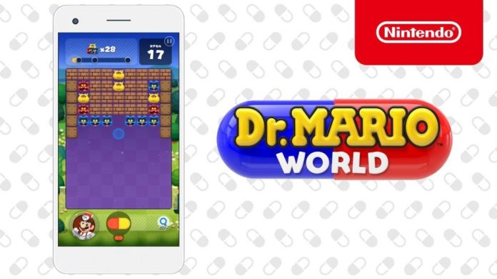 dr. Mario World Gry Android