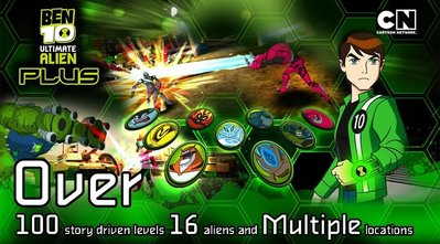 ben 10 ultimate alien fighting games free download for android