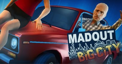 MadOut BIG City Android