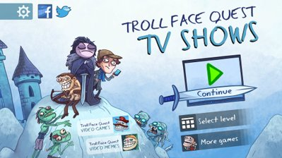 Troll Face Quest TV Shows APK