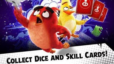 angry birds dice apk