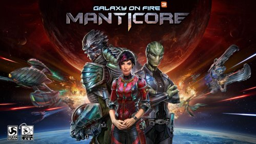 Galaxy on Fire 3 Manticore