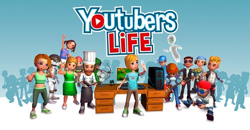 Youtubers Life Gaming Android Game APK OBB Download U-Play