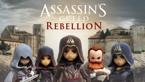 Assassins Creed Rebellion APK