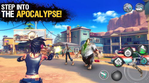 Dead Rivals Zombie MMO