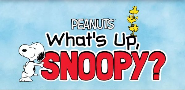 What's Up, Snoopy - Peanuts?