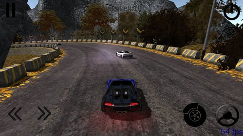 Mountain Legends - Offroad Street Racing