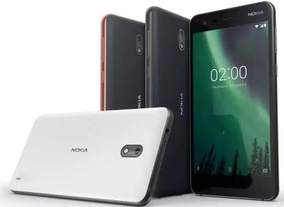 Nokia 2 já é oficial com Snapdragon 212, bateria de 4100mAh e baixo preço 1