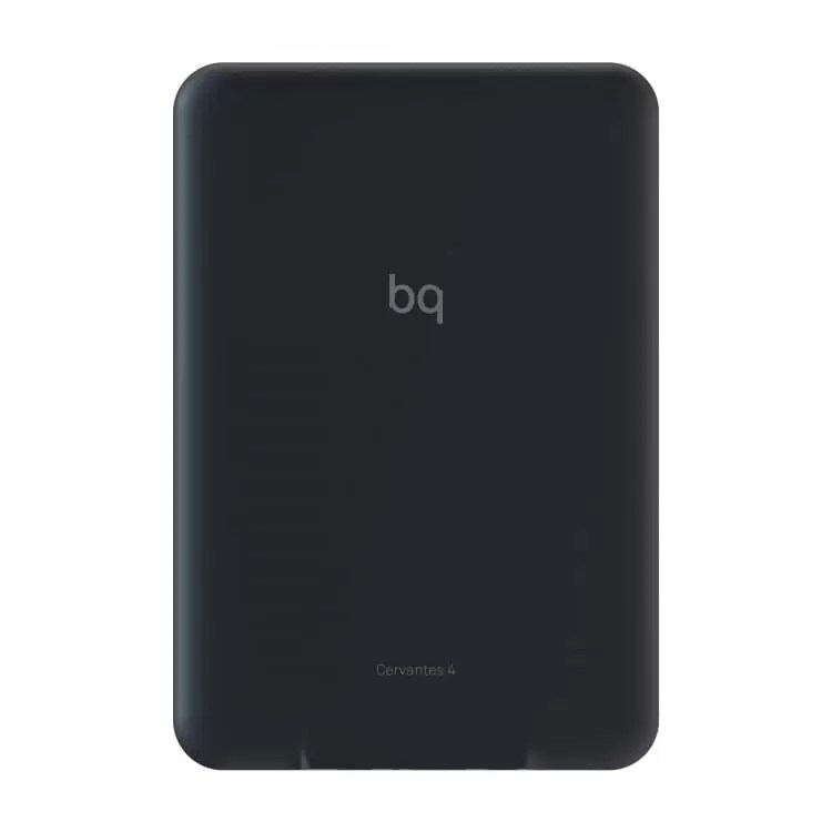 BQ lança o seu novo e-reader Cervantes 4 5