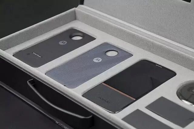 Unboxing do Moto Z 2018 mostra aquele que é o telefone mais Premium da Motorola image