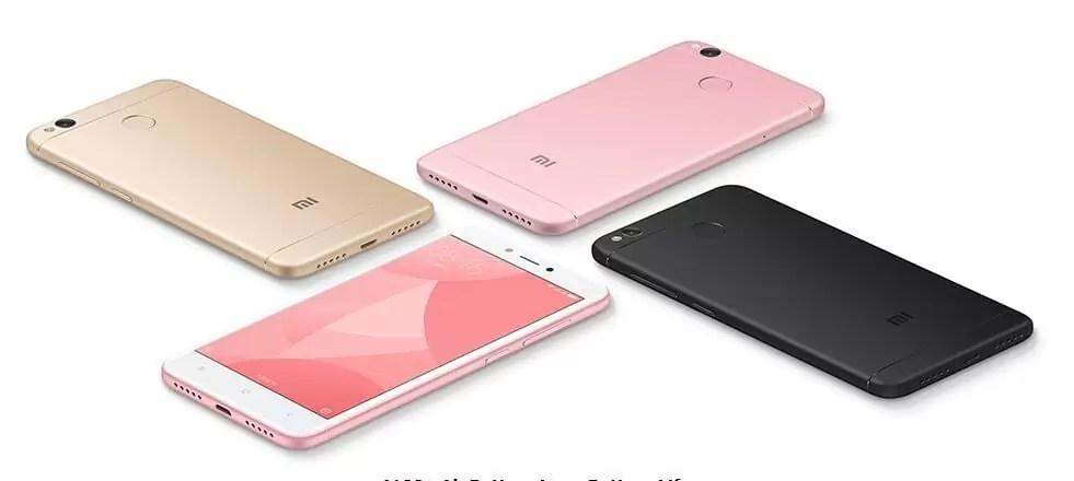 OUKITEL C8 4G vs Xiaomi Redmi 4X, qual comprar? 5