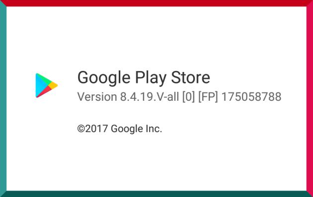 Google Play Store chega à versão 8.4.19 [APK Download] image