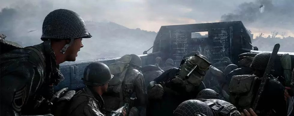 Review Call of Duty WW2 3