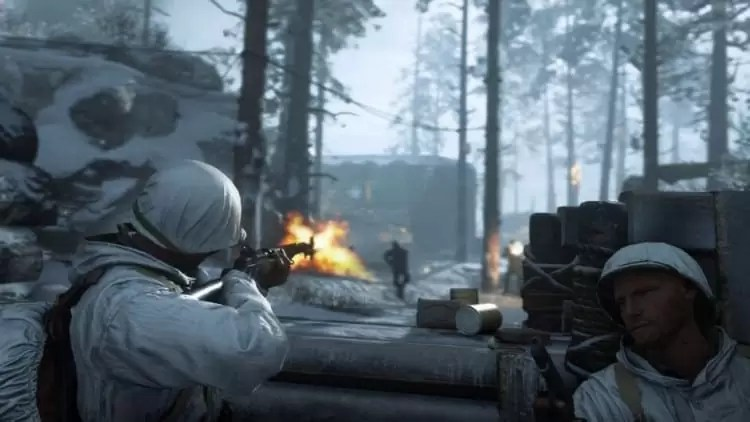 Review Call of Duty WW2 2