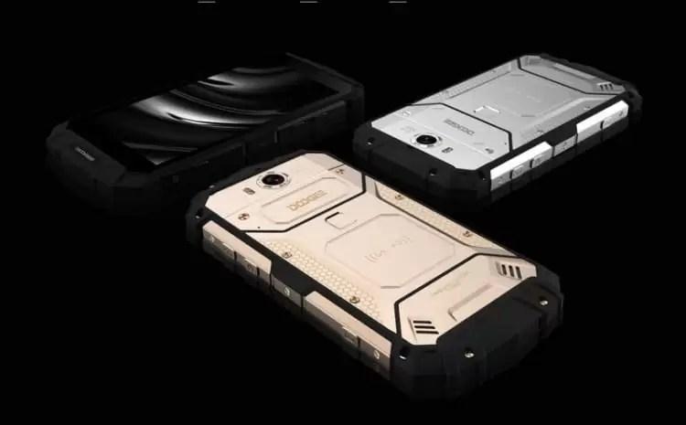 Doogee S60 um Smartphone à prova de tudo com 6GB de RAM a um preço competitivo 2