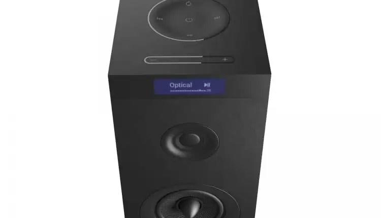 Energy Tower 8 g2. Uma coluna Hi-Fi para os ouvidos mais exigentes 6