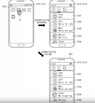 Galaxy Note 9 terá Leitor de Impressão Digital Embutido no Display 3