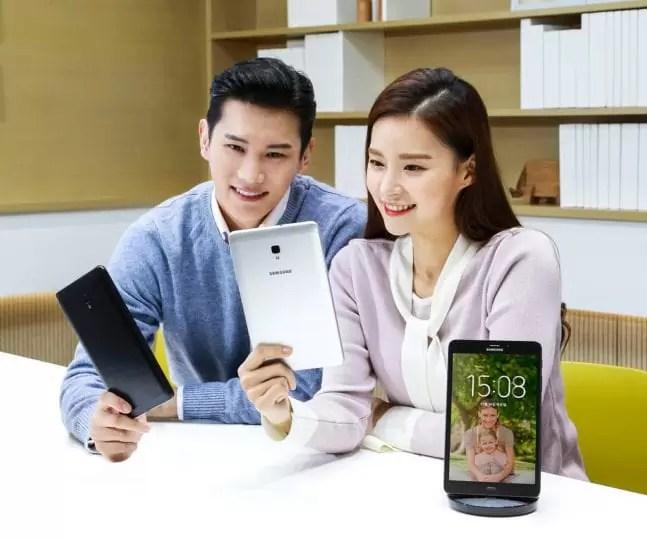 Samsung lança Galaxy Tab A com Bixby Home 1