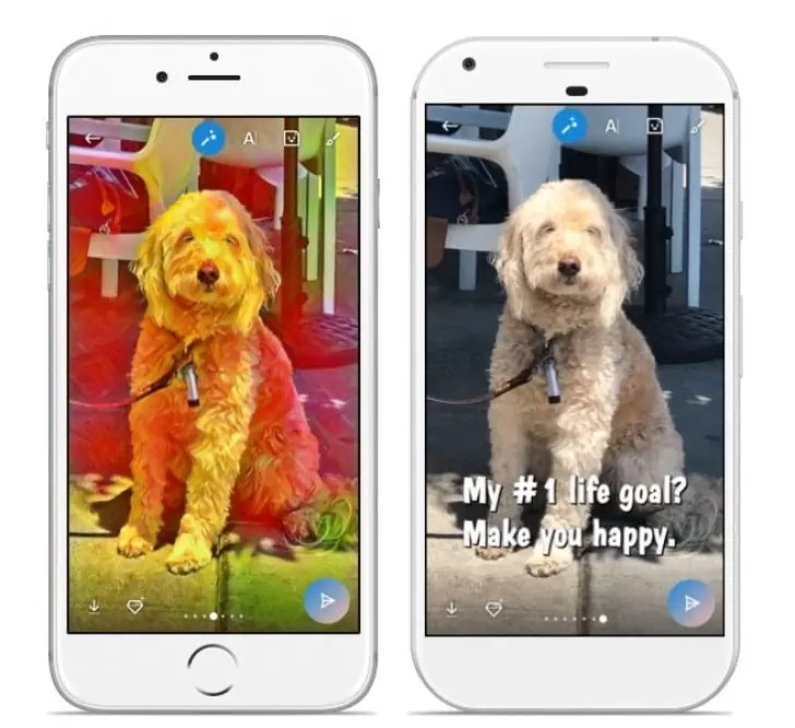Skype mobile recebe novos efeitos e stickers 1