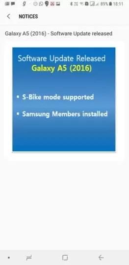 Variante Verizon do Galaxy J3 (2016) recebe Nougat, Samsung Galaxy A5 (2016) ganha modo S Bike, 2